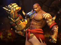 Get A Behind The Scenes Look At Overwatch's Doomfist During SDCC