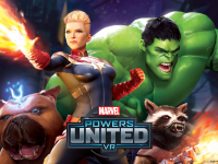 Marvel: Powers United VR Has Been Announced & Aims To Let You Be The Hero