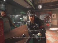 Wolfenstein II: The New Colossus' Milkshake Brings The Nazis To The Yard