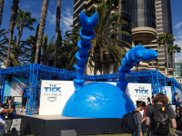 SDCC 2017 Experience � The Tick Takeover