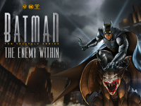 Batman: The Enemy Within Has Been Announced & Coming Next Week