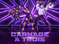 Let�s Have A Carnage A Trois With The Latest Agents Of Mayhem Squad