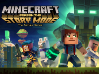 Review � Minecraft: Story Mode � Hero In Residence
