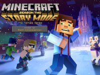 Giant Consequences Are Coming For Minecraft: Story Mode's Next Episode