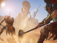 The Fight Is Changing When It Comes To Assassin�s Creed Origins