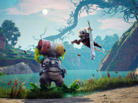 Biomutant Is Announced & Bringing So Much To This Kung Fu Fable