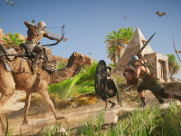 Assassin�s Creed Origins Sets Out To Have The Largest World Yet