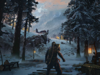 God Of War Has Some New Concept Art To Lead Us Off To The Battle