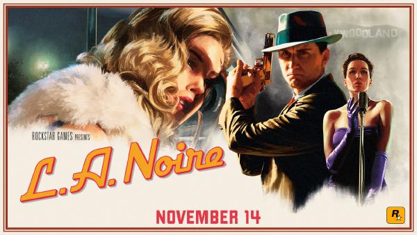 L.A. Noire — Coming November 14