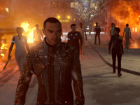 Detroit: Become Human Has A New, Fiery Trailer Out Of TGS