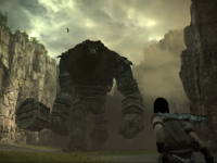 Shadow Of The Colossus Shows Off A Bit More At TGS