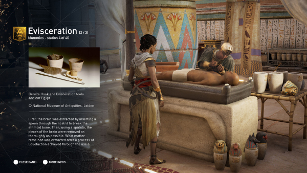 Assassin's Creed Origins — Discovery Tour