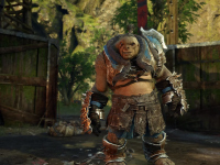 Bruz The Chopper Is Back To Breakdown Middle-Earth: Shadow Of War Again