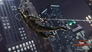 Spider-Man — Spider-Man: Far From Home Stealth Suit
