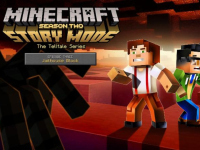 Review � Minecraft: Story Mode � Jailhouse Block