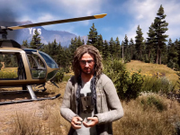 See The Truth With Your Own Eyes With Far Cry 5's Larry Parker