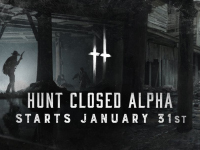 Hunt: Showdown's Closed Alpha Test Has A Start Date Now