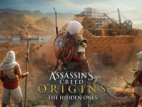 Invaders Are Descending On The Lands Of Assassin's Creed Origins