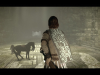 Have A Look At The Opening For The Shadow Of The Colossus Remake