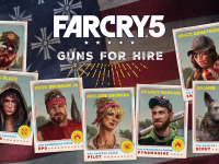 Far Cry 5 Has More Heroes For Hire Than You Might Have Thought