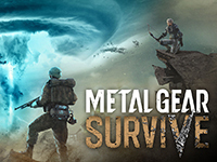 Metal Gear Survive Is Getting Another Beta Test Just Before Launch