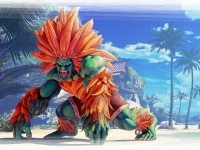 Try To Satisfy Blanka's Rage In Street Fighter V: Arcade Edition