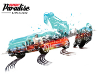 Burnout Paradise Remastered Is Announced & Coming Real Soon