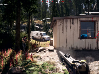 Far Cry 5�s Cult Is Here With More Mayhem In The Mountains