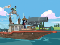 Make My Timbers Shiver With A New Adventure Time: Pirates Of The Enchiridion Trailer