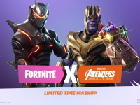 Hear Me, And Rejoice As Thanos Has Come To Slay You In Fortnite