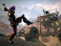 Insanity Rules In The First Gameplay For RAGE 2