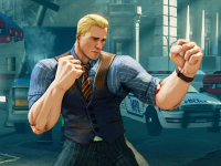 Cody Is Heading Back To The Streets In Street Fighter V: Arcade Edition