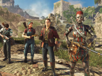 Guns At The Ready For A Co-Op Paranormal Punch With The Strange Brigade