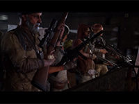 The First Bit Of Gameplay For Overkill�s The Walking Dead Is Out There
