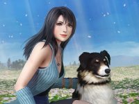 Rinoa Heartilly Joins The Fight In Dissidia Final Fantasy