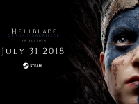 Hellblade: Senua's Sacrifice Takes Us Deeper Into Senua's Mind With A VR Edition