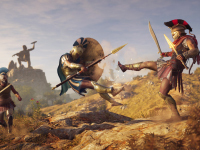 Assassin�s Creed Odyssey Will Offer Up More Combat Abilities Than Before