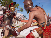 Here Is A Little More Combat Training For Assassin�s Creed Odyssey