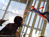 Spider-Man Launches Into Action With A Little More Gameplay