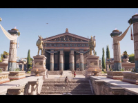 Assassin's Creed Odyssey's Athens Will Feel Much Like The Real One