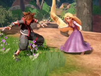 Get Tangled Up In Some New Gameplay For Kingdom Hearts III