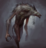 Werewolf: The Apocalypse — Concept Art