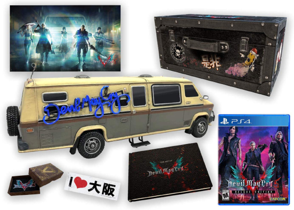 Devil May Cry 5 — Collector's Edition