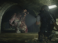 New Monsters & Locations Are Out There For The Resident Evil 2 Remake