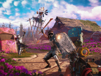 Head Out Into The Wastes With New Gameplay For Far Cry New Dawn