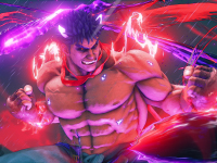 The Essence Of True Strength Lays In Kage For Street Fighter V: Arcade Edition