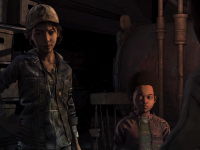 The Walking Dead: The Final Season Defines The Three Kinds Of Eyes