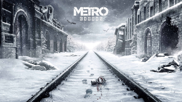 Metro Exodus — Photo Mode