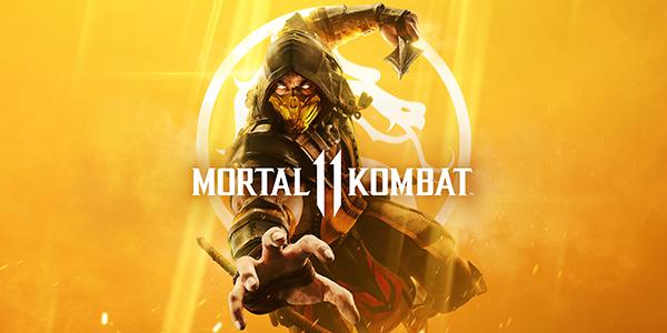 Mortal Kombat 11 — Cover