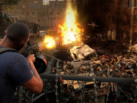 The Action Is High In These New Screenshots For World War Z